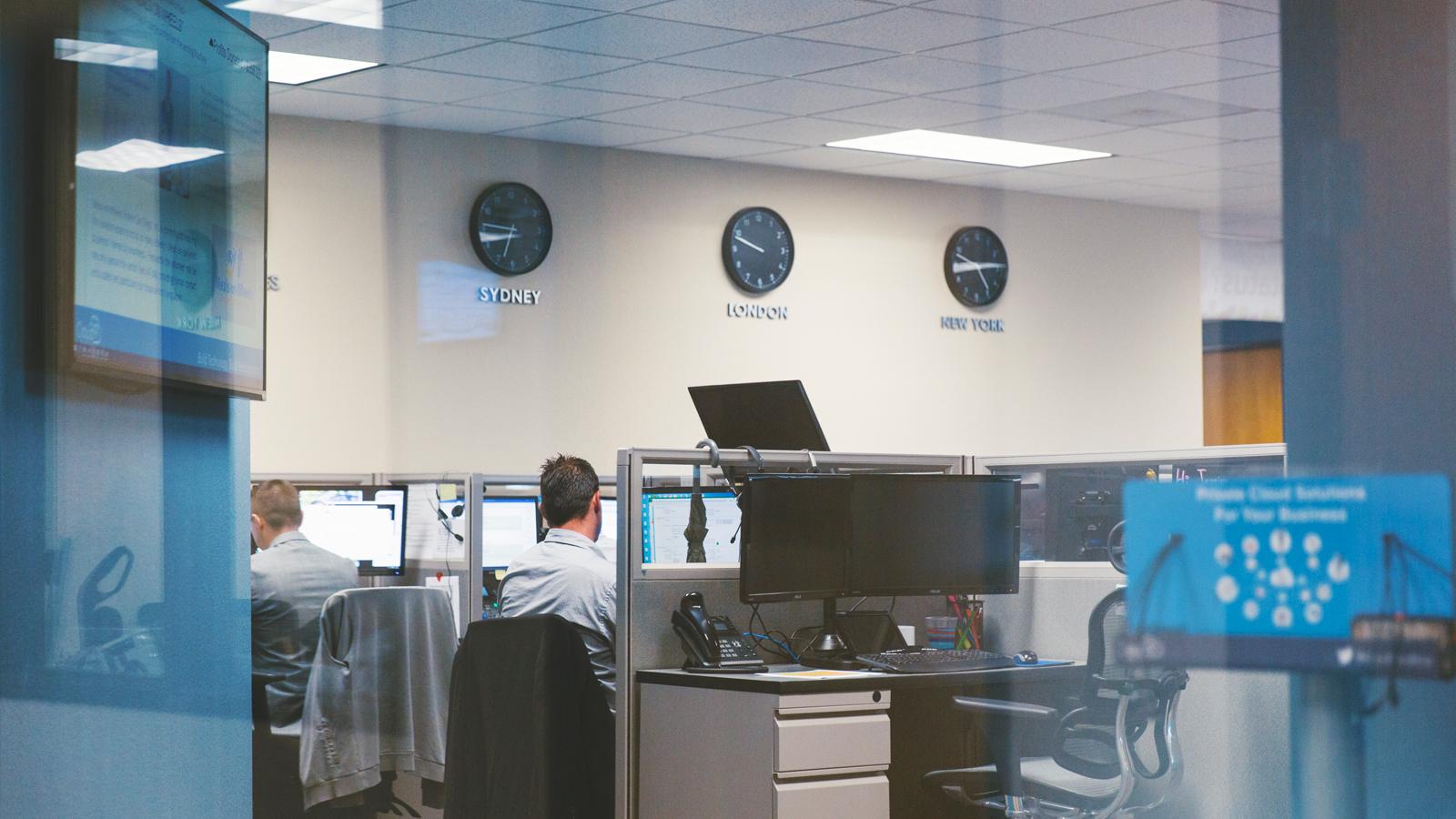 account management workstations